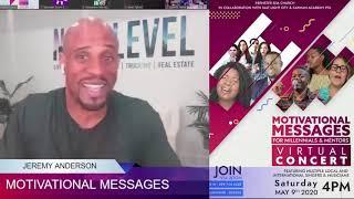 Motivational Messages for Millennials and Mentors -Grand Cayman